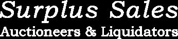 Surplus Sales Auctioneers